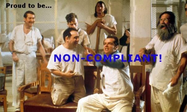 Non-compliant